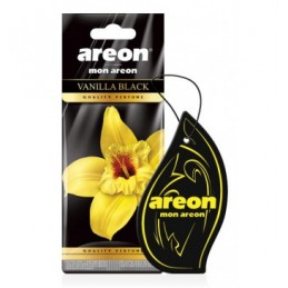 AREON MON - VANILLA BLACK...