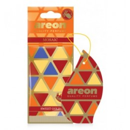 AREON MOSAIC SWEET GOLD ORO...