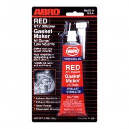 ABRO hermetikas raudona 85g